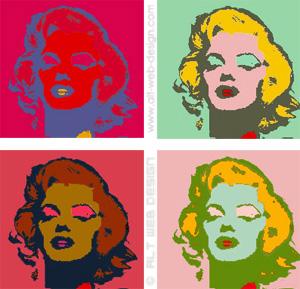 Efecto Andy Warhol - terminado